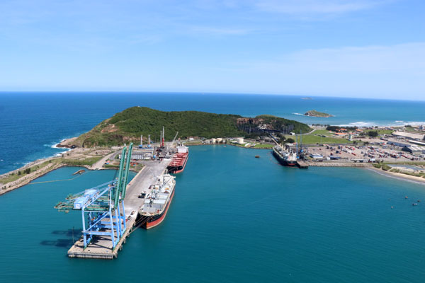 Porto de Imbituba comemora resultados de 2019 - Portal de Notícias ...